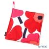 Marimekko Pieni Unikko / Poppy White x Red Pot Holders 21x21cm (polyester)