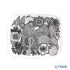 マリメッコ(marimekko) Siirtolapuutarha シイルトラプータルハ/市民菜園プレート 12.5×15.5cm