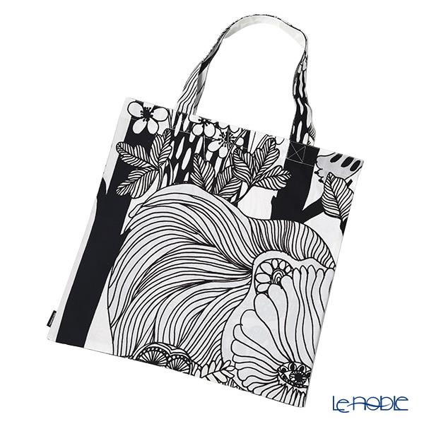 Marimekko 'Veljekset / Brothers' Fabric Bag 43cm (Cotton)