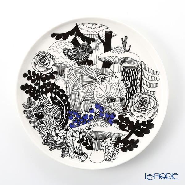 Marimekko 'Veljekset / Brothers' Plate 20cm