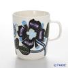 Marimekko (marimekko) Tiara tiara 17 AW Mug WH x BLxGR 250 ml