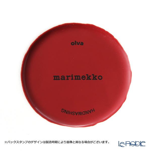 マリメッコ(marimekko) Oiva オイヴァ レッドティーポット 18cm/700ml