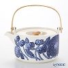 Marimekko Mynsteri / Pattern for Making Bobbin Lace 18SS Tea Pot 700ml
