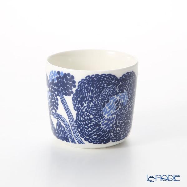 マリメッコ(marimekko) Mynsteri ミンステリ/ボビンレースのために作られた柄 18SS コーヒーカップ 200ml ハンドルなし