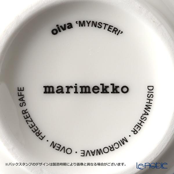 マリメッコ(marimekko) Mynsteri ミンステリ/ボビンレースのために作られた柄 18SSマグカップ 250ml
