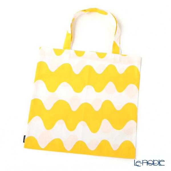 Marimekko 'Lokki / Seagull' Fabric Bags 43x43cm (Cotton)
