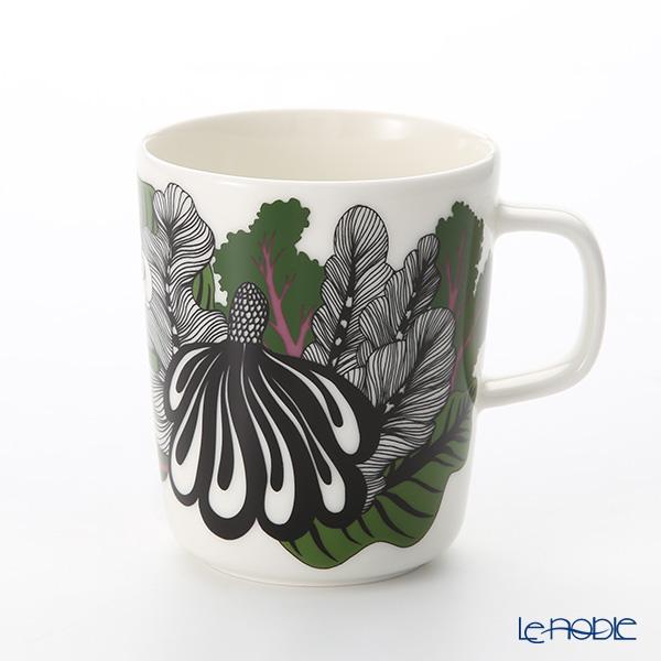 マリメッコ(marimekko) Kaalimetsa カーリメッツァ/キャベツの森 18AW マグカップ 250ml