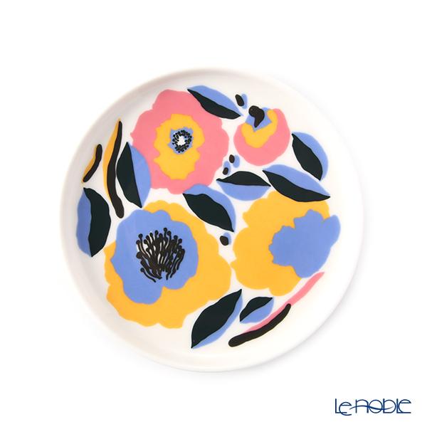 マリメッコ(marimekko) Rosarium ロサリウム/バラ園 プレート 13.5cm 069292-130/20SS