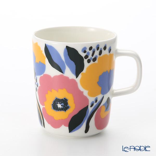 マリメッコ(marimekko) Rosarium ロサリウム/バラ園 18AWマグカップ 250ml