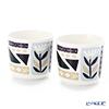 Marimekko (marimekko) Svaale svarre / Arctic fox 18 AW Coffee 2 P (無)7.5cm handle