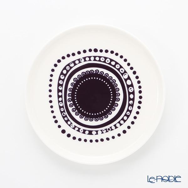 Marimekko 'Svaale / Arctic Fox' Plate 13cm
