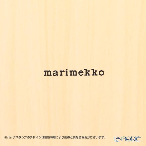 マリメッコ(marimekko) Pieni Unikko ピエニ ウニッコ 18AWトレイ RD×VI×PK 31cm プライウッド(合板)製