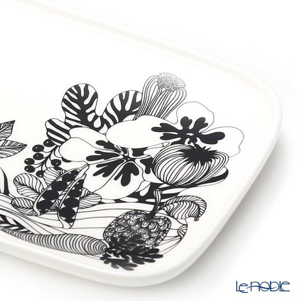 Marimekko 'Siirtolapuutarha / City Garden' Rectangular Plate 24.5x12.3cm
