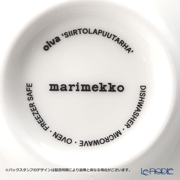 マリメッコ(marimekko) Siirtolapuutarha シイルトラプータルハ/市民菜園プレート 8.5cm(豆皿) 069663-190/19SS
