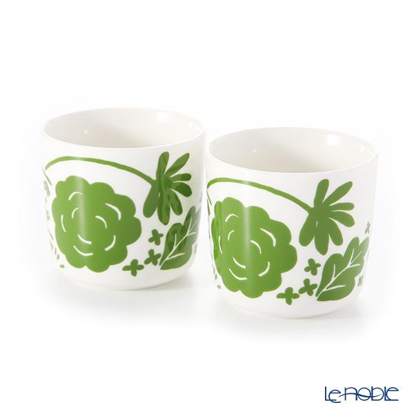 Marimekko 'Onni / Happiness' Coffee Cup without handle (set of 2)