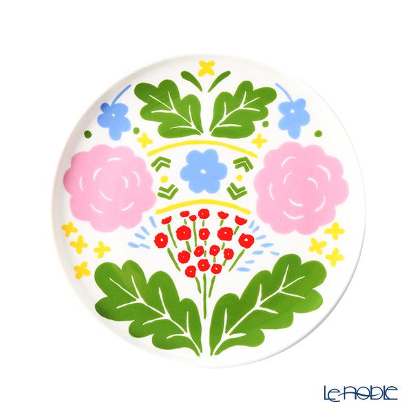 マリメッコ(marimekko) Onni オンニ/幸福 069655-101/19SSプレート 20cm