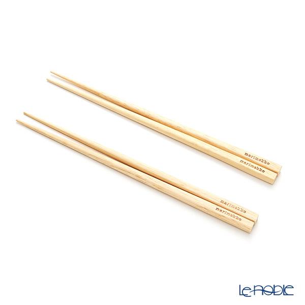 Marimekko 'Wooden' Chopsticks 22.5cm (set for 2 persons)