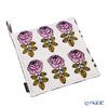 Marimekko 'Vihkiruusu / Wedding Rose' Pink 068527-135 Pot Holder 21x21cm (Cotton)