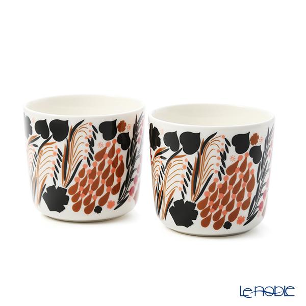 マリメッコ(marimekko) Letto レット/湿原 コーヒーカップセット(ハンドルなし) 070438-168/20AW
