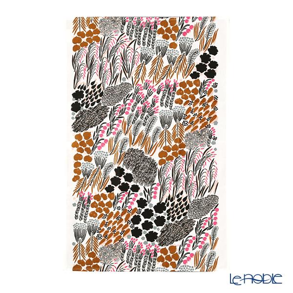 マリメッコ(marimekko) Pieni Letto ピエニ レット/湿原 070454-160/20AW キッチンタオル/ティータオル 47×70cm コットン×麻