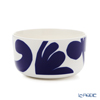 マリメッコ(marimekko) Ruudut ルードゥット/正方形ボウル 500ml ブルー×ホワイト 070767-150/21SS