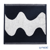 マリメッコ(marimekko) Lokki ロッキ/カモメミニタオル 30×30cm コットン ダークブルー×オフホワイト 070947-150/21AW