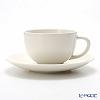 Arabic '24h' White Tea Cup & Saucer 260ml