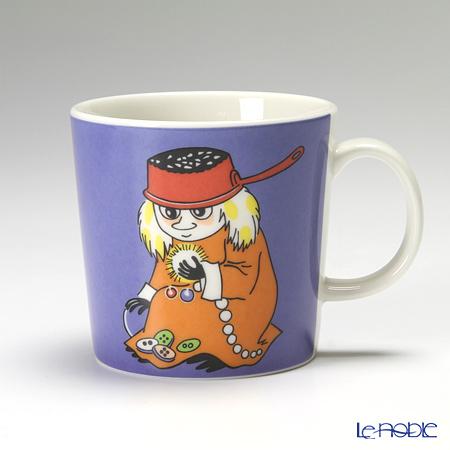 Arabia 'Moomin Classics - Muddler' Violet 2010 Mug 300ml