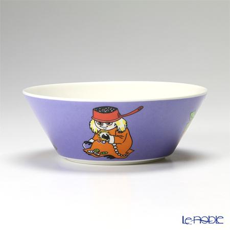 Arabia 'Moomin Classics - Muddler' Violet 2010 Bowl 15cm