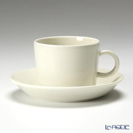 イッタラ(iittala) ティーマ ホワイトカップ&ソーサー 220cc