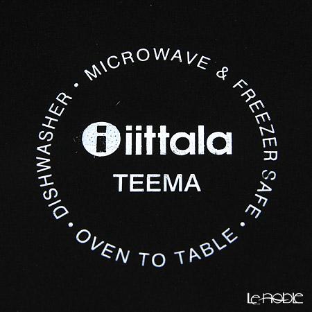 イッタラ(iittala) ティーマ ブラックプレート 26cm