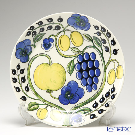 Arabia 'Paratiisi' Colorful 1005586 Flat Plate 26cm