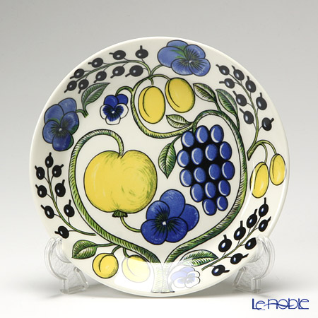 Arabia Paratiisi Colourful Plate, flat 21 cm