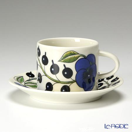 アラビア(ARABIA) パラティッシ イエロー コーヒーカップ&ソーサー 180cc
