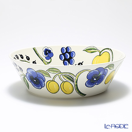 Arabia 'Paratiisi' Colorful 1005619 Bowl 23cm