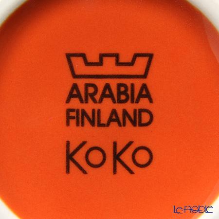 アラビア(ARABIA) ココマグ 350cc オレンジ