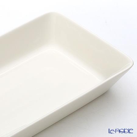 イッタラ(iittala) ティーマ ホワイトプラター 16×37cm