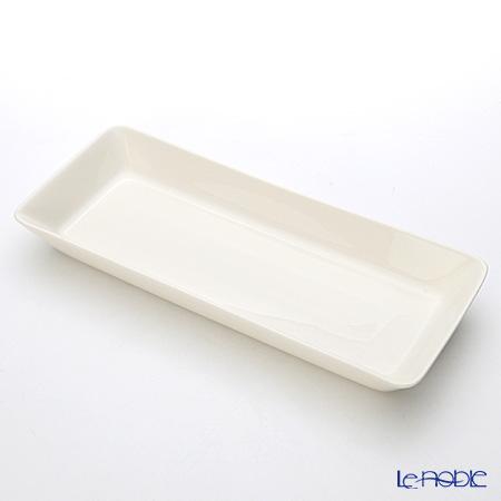 イッタラ(iittala) ティーマ ホワイト プラター 16×37cm
