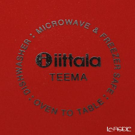 イッタラ(iittala) ティーマ レッドプレート 21cm
