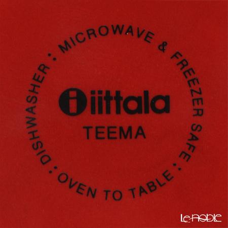 Iittala Teema Red [Seasonal product] Mug 250ml