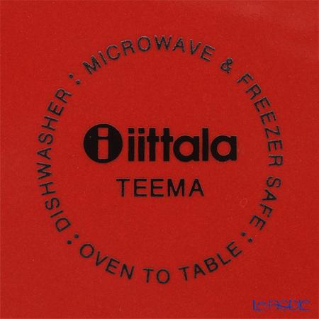 イッタラ(iittala) ティーマ レッドスクエアプレート 16×16cm