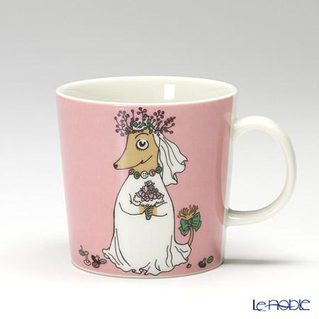 Arabia 'Moomin Classics - Fuzzy' Pink 2011 Mug 300ml