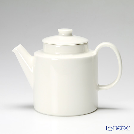 Iittala Teema Teapot with lid 1,0 l white