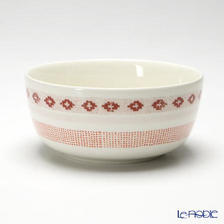 Iittala Sarjaton Bowl Tikki 0,68 l red