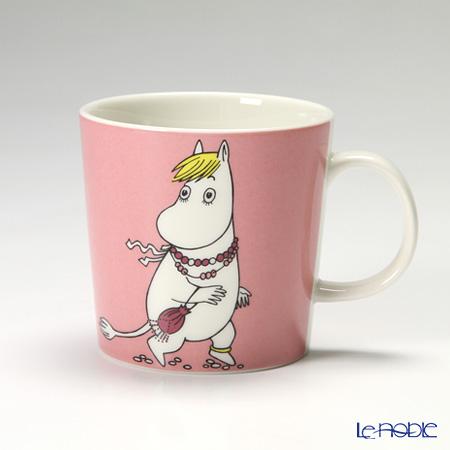 Arabia 'Moomin Classics - Snorkmaiden' Pink 2013 Mug 300ml