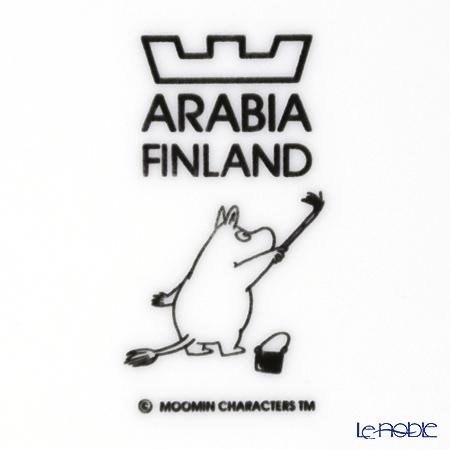 Arabia 'Moomin Classics - Snorkmaiden' Pink [2013] 1006281 Plate 19.5cm