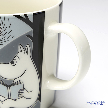 Arabia 'Moomin Special - Adventure Move' Mug 250ml