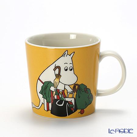 Arabia 'Moomin Classics - Moominmamma' Apricot Yellow [2014] 1006376 Mug 300ml