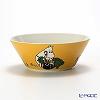 Arabia 'Moomin Classics - Moominmamma' Apricot Yellow 2014 Bowl 15cm