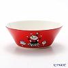 Arabia 'Moomin Classics - Little My' Red 2015 Bowl 15cm
